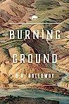 Burning Ground (Frontier Time Traveler series, #1)