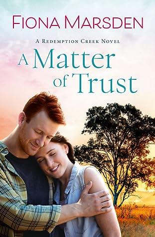 A Matter Of Trust by Fiona Marsden