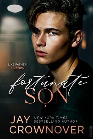 Fortunate Son (The Forever Marked, #1)