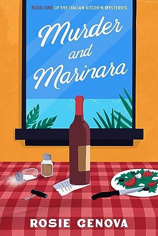 Murder and Marinara by Rosie Genova
