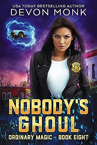 Nobody's Ghoul (Ordinary Magic, #7)