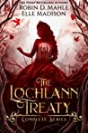 The Lochlann Treaty: Complete Series (The Lochlann Treaty, #1-4)