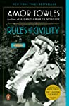 Book cover for Rules of Civility