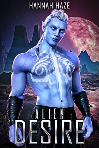 Alien Desire (The Alpha Prince of Astia, #1)