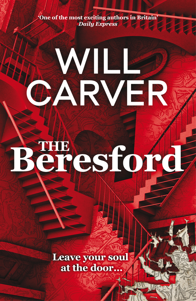 The Beresford by Will Carver - book cover
