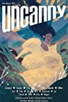 Uncanny Magazine Issue 41: July/August 2021 cover
