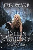 Fallen Academy: Year Three (Fallen Academy #3)