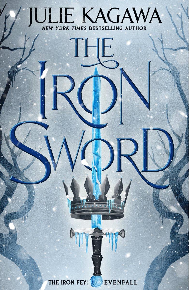 The Iron Sword (The Iron Fey: Evenfall, #2)