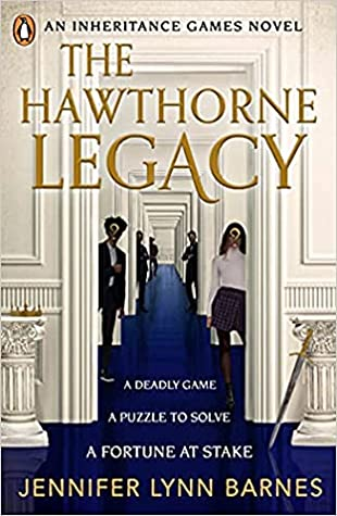 The Hawthorne Legacy (The Inheritance Games, #2)