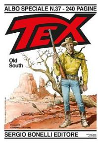 Tex Albo Speciale n. 37: Old South
