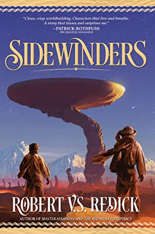 Sidewinders (The Fire Sacraments, #2)