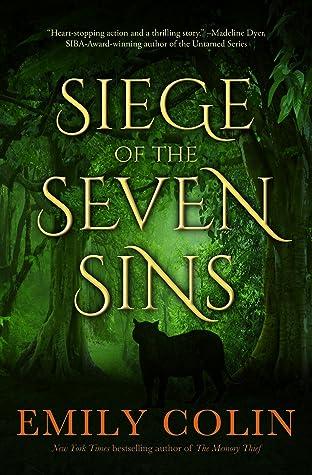 Siege of the Seven Sins (The Seven Sins, #2)