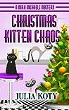 Christmas Kitten Chaos