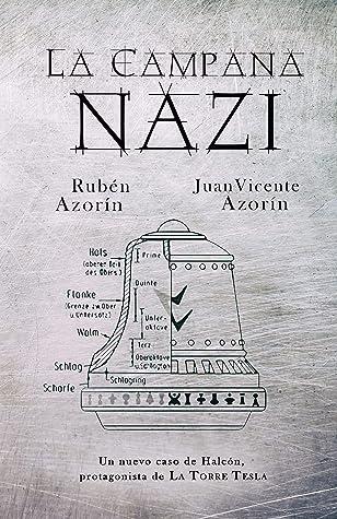 Portada de la novela de ciencia ficción detectivesca La campana nazi