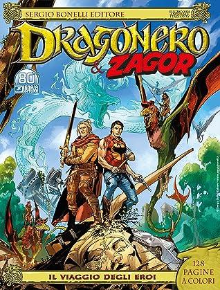 Speciale Dragonero n. 8: Il viaggio degli eroi