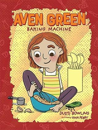 Aven Green Baking Machine by Dusti Bowling