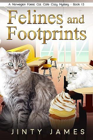 Felines and Footprints (Norwegian Forest Cat Café #13)