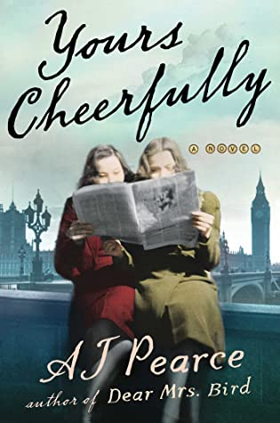 Yours Cheerfully (The Emmy Lake Chronicles #2)