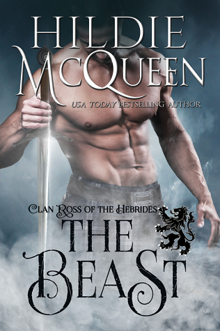 The Beast (Clan Ross of the Hebrides, #2)