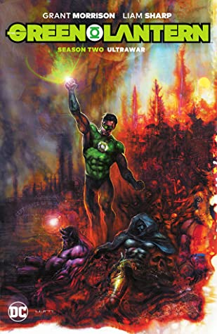 The Green Lantern: Season Two, Vol. 2: Ultrawar