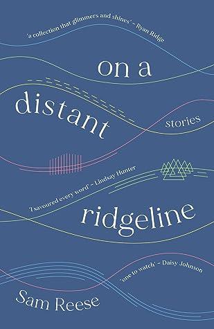 on a distant ridgeline