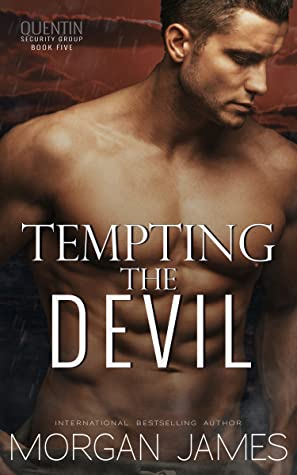 Tempting the Devil by Morgan     James