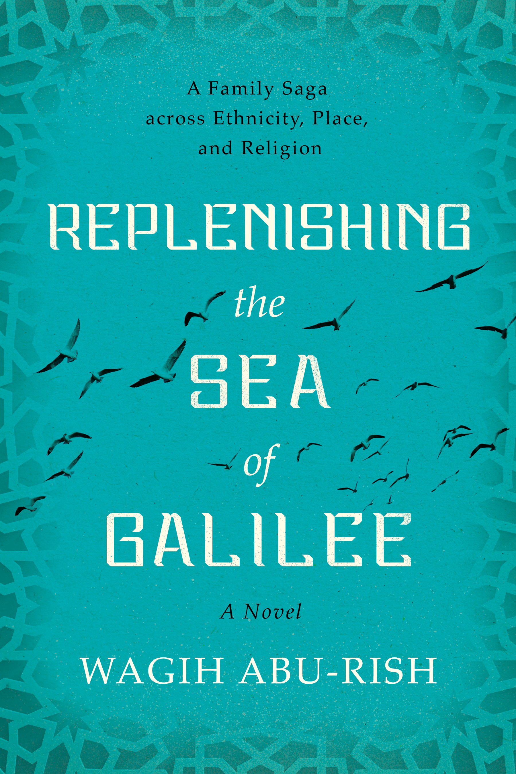 Replenishing the Sea of Galilee: A Family Saga across Ethnicity, Place, and Religion: A Novel