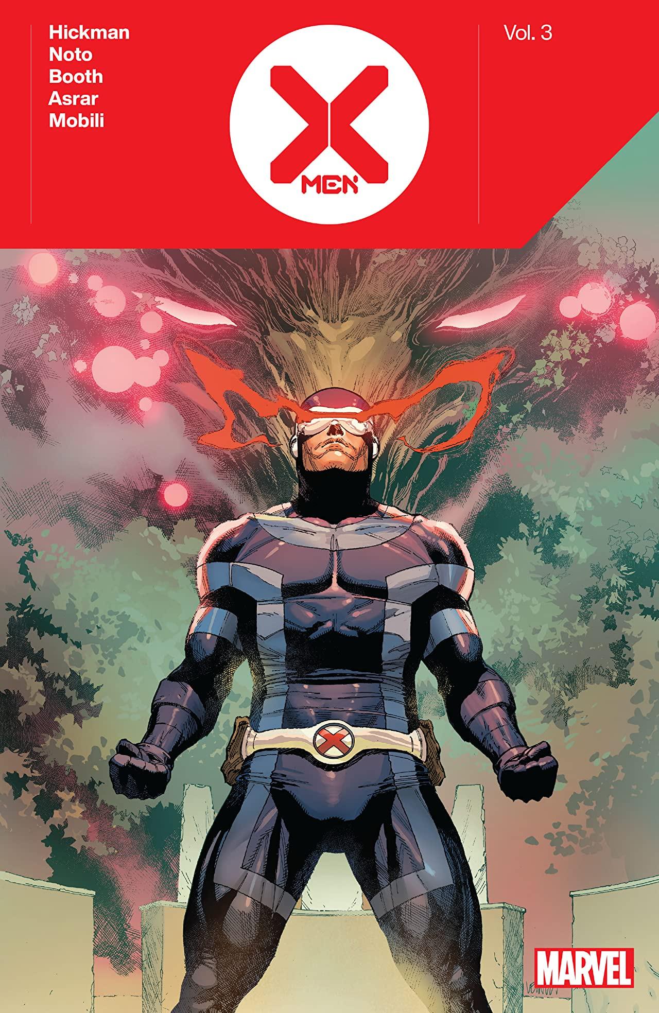 X-Men by Jonathan Hickman, Vol. 3