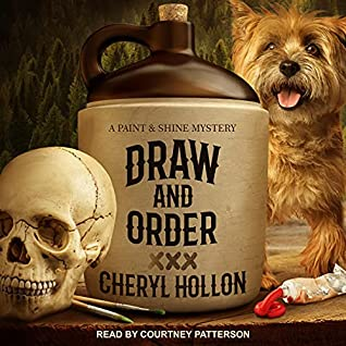 Draw and Order (A Paint & Shine Mystery #2)