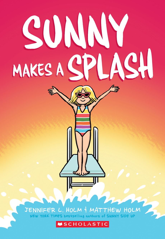 Sunny Makes a Splash (Sunny, #4)
