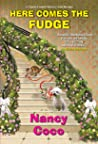 Here Comes the Fudge (A Candy-Coated Mystery Book 9)