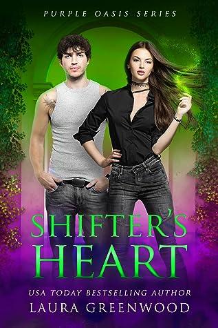 Shifter's Heart Laura Greenwood Purple Oasis