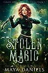 Stolen Magic: A Snarky Urban Fantasy Romance (Honor among Thieves Book 1)