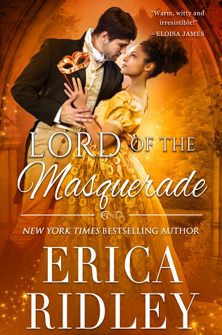 Lord of the Masquerade (Rogues to Riches, #7)