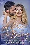 A Place to Belong (Blue Collar Romance, #2)