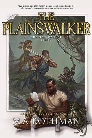 The Plainswalker: An Epic Fantasy LitRPG Novel