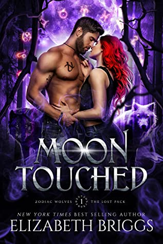 Moon Touched by Elizabeth Briggs