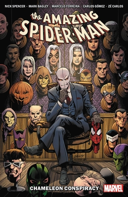 Amazing Spider-Man by Nick Spencer, Vol. 14: Chameleon Conspiracy