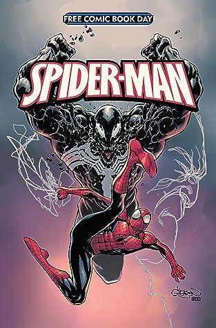 Spider-man/Venom Free Comic Book Day 2021