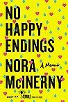 Book cover for No Happy Endings: A Memoir