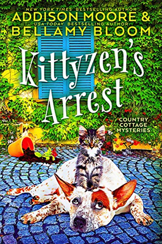 Book Review: Kittyzen's Arrest by Addison Moore and Bellamy Bloom