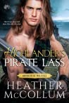 The Highlander's Pirate Lass (The Brothers of Wolf Isle, #2)