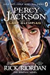 Percy Jackson and the Last Olympian (Percy Jackson: The Graphic Novels #5)