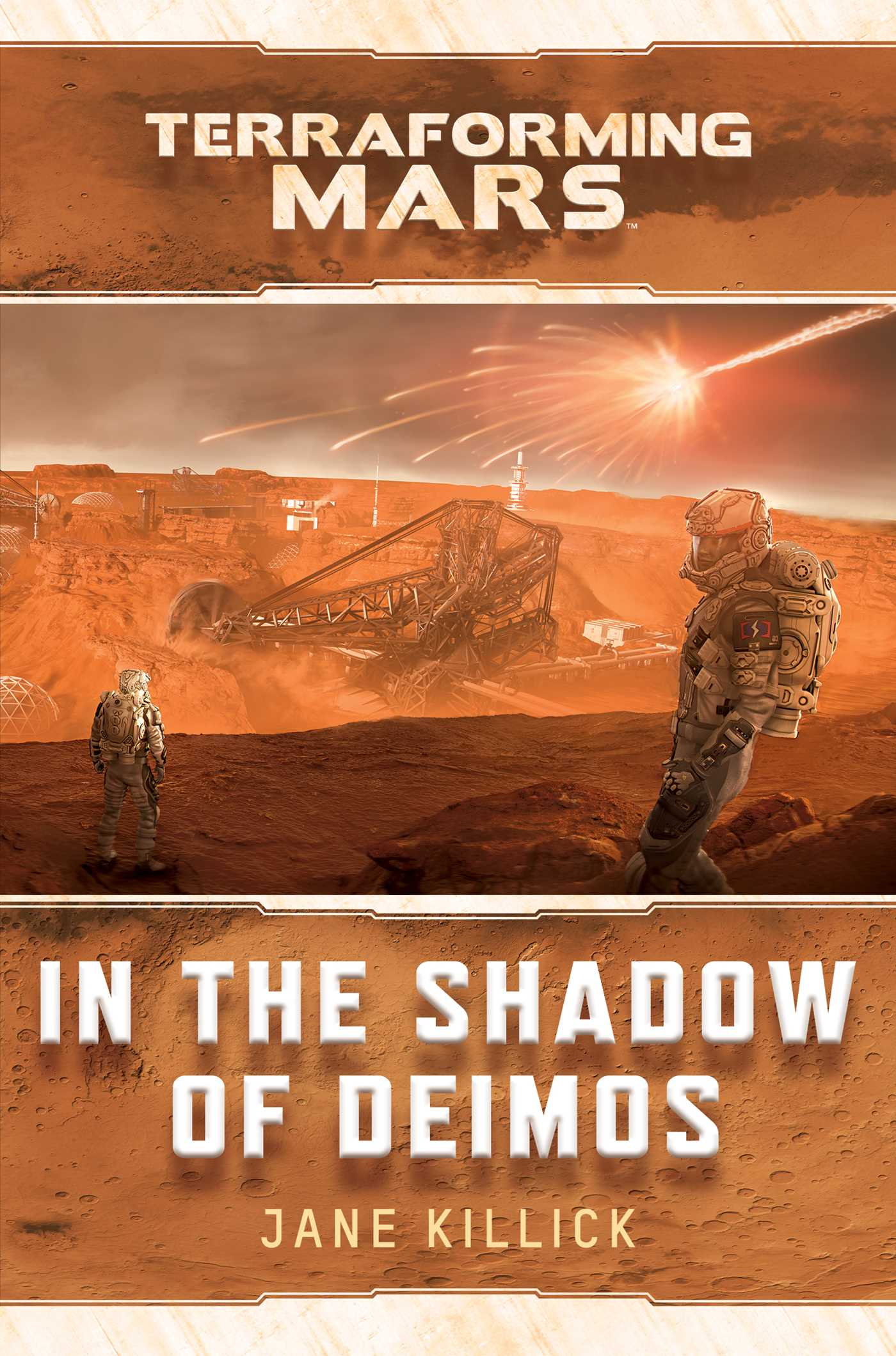 In the Shadow of Deimos by Jane Killick