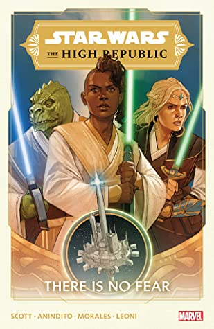 Star Wars: The High Republic, Vol. 1: There Is No Fear