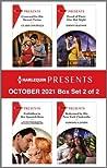 Harlequin Presents October 2021 - Box Set 2 of 2