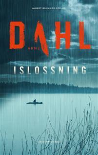 Islossning Arne Dahl cover (Zweeds boek)