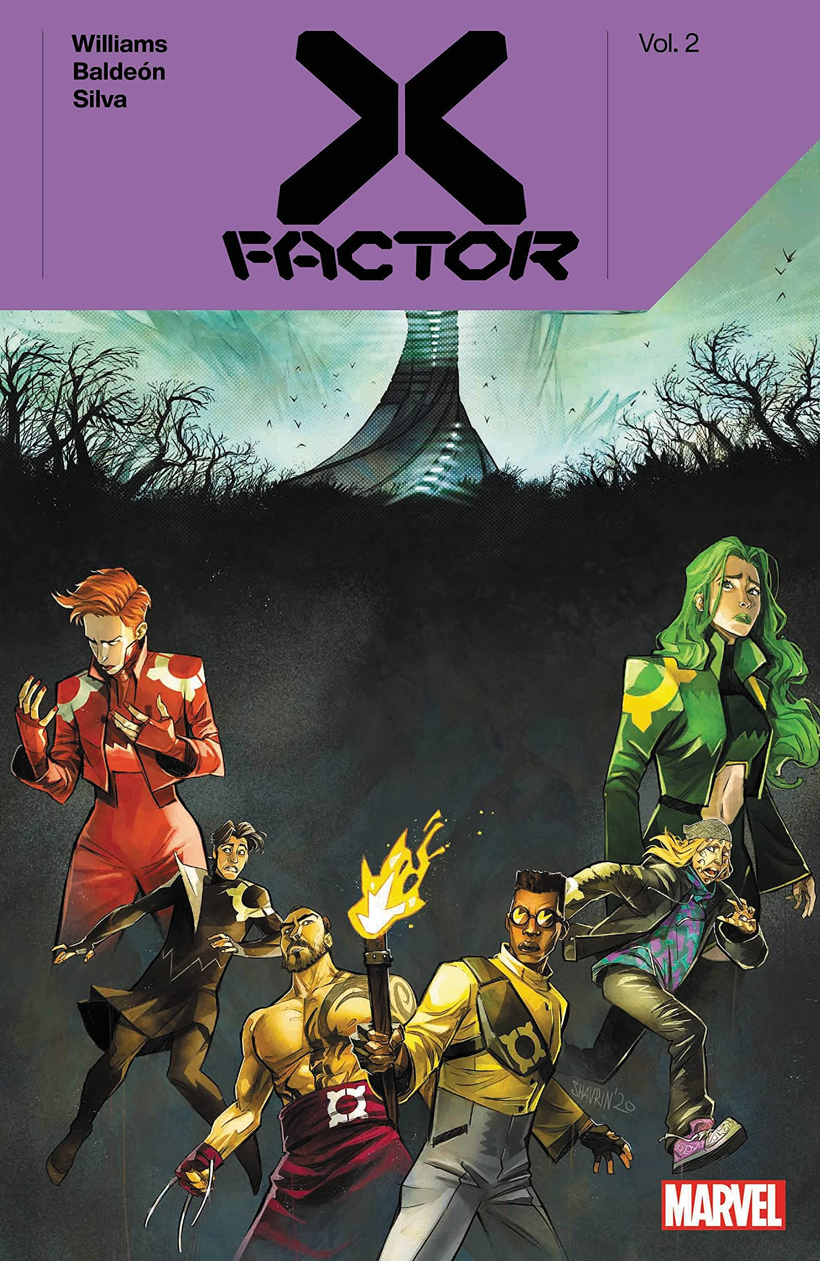 X-Factor by Leah Williams, Vol. 2
