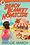Beach Blanket Homicide (Lucy McGuffin, Psychic Amateur Detective #1)