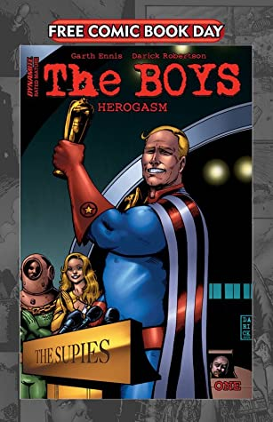 Free Comic Book Day 2021: The Boys - Herogasm #1